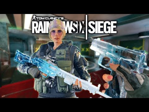 200 IQ PLAYS - Rainbow Six Siege [German/HD]