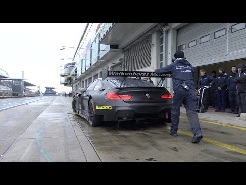 BMW M6 F12 GT3