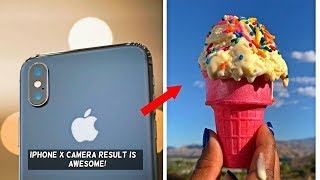 Iphone X - Camera Is Awesome | Camera Review | Camera Test | Best Features | Portrait Mode 2017 !