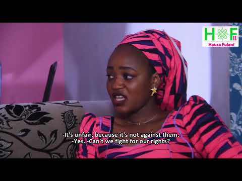 NAJA'ATU SA'AR MATA PART 2 LATEST HAUSA FILM 2020