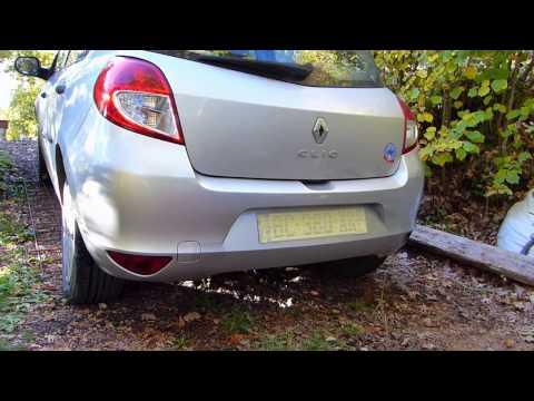 Comment démonter le pare choc arrière sur Renault Clio 3
