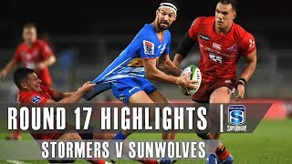 Stormers v Sunwolves Rd.17 2019 Super rugby video highlights | Super Rugby Video Highlights