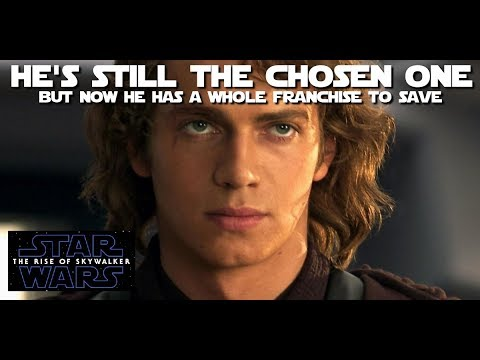 Anakin MUST be the Skywalker to rise in order to save the saga