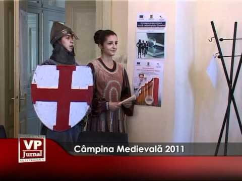 Câmpina Medievală 2011