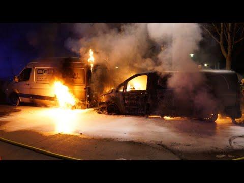 Berlin-Weißensee: Anschläge auf Autos von Immobilienfir ...