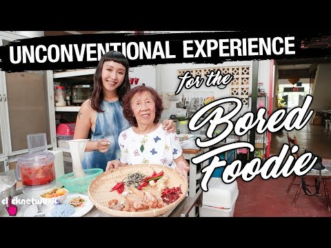 Unconventional Experience For The Bored Foodie - Rozz Recommends: EP12