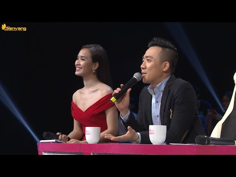 Trấn Thành, Xuân Bắc 'xiêu lòng' trước các thí sinh Người đẹp Nhân ái 2016