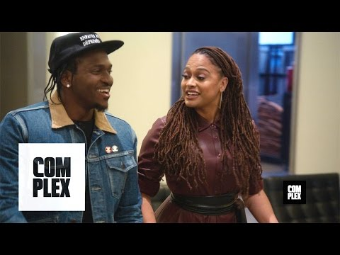 Pusha T & Ava DuVernay Discuss the Importance of