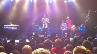 K'naan Somalia National Anthem Version at First Ave