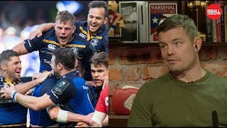 Brian O'Driscoll: Leinster's power, Munster's limitations, managing Ireland's 10s