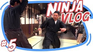 Video TERNYATA NINJA ASLI TUH BEGINI !! Japan Vlog #5 MP3, 3GP, MP4, WEBM, AVI, FLV Juli 2018