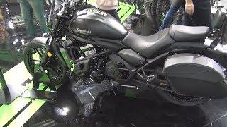 10. Kawasaki Vulcan S (2019) Exterior and Interior