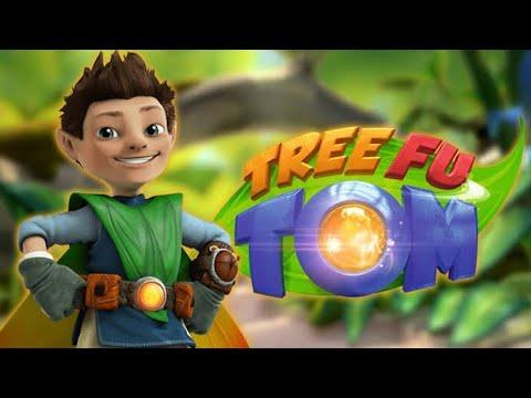 TREE FU TOM SEASON 3 EPISODE 11 - RANGER TOM FUNGUS FINDER