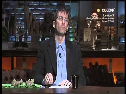 David Parcerisa en Cuarto Milenio del canal Cuatro Español ...