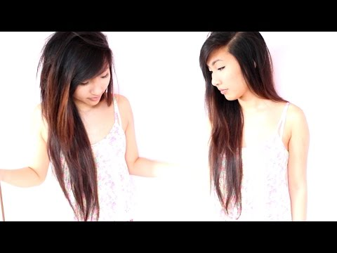 How To Add Volume to Straight, Thin Hair – 8 Ways | Emily Liu