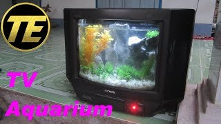 Video How To Build a TV Aquarium MP3, 3GP, MP4, WEBM, AVI, FLV September 2018