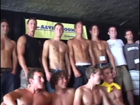 Men of Laguna Beach Calendar Contest