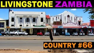 Livingstone Zambia  city photos : A Tourist's Guide to Livingstone, Zambia