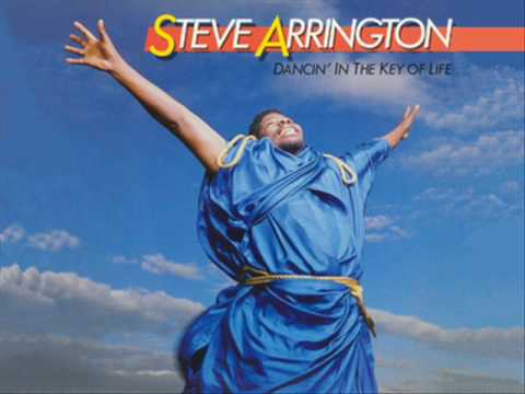 Steve Arrington - Dancin' in the key of life