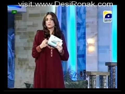Nadia Khan Show – 24th June 2012 part 2