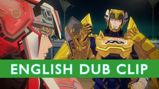 """TIGER & BUNNY Official English Dub Clip- Double Chaser's New """"Driver """" - On DVD/BD 2-24-15"""