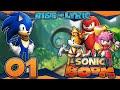Download Lagu Sonic Boom: Rise of Lyric - Part 1 - BOOM! Mp3 Free