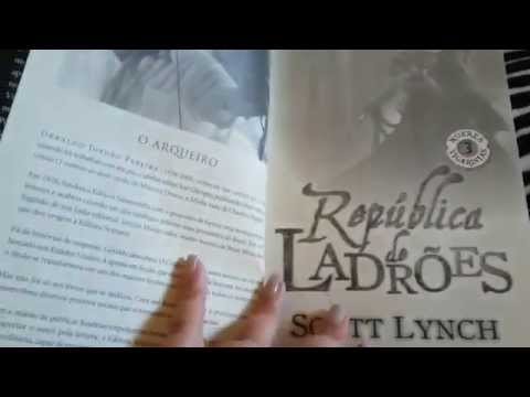 Review Livro República de ladrões