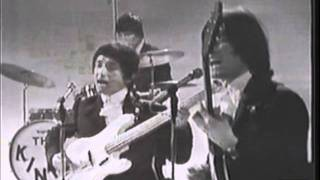 The Kinks - All Day And All of the Night (Shindig 1965)