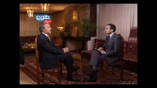 TOLOnews Exclusive Interview with Daoud Sultanzoy