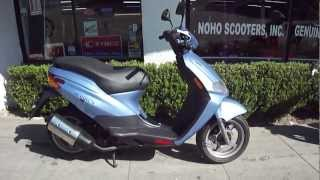 10. 2002 Derbi Atlantis 50 Scooter