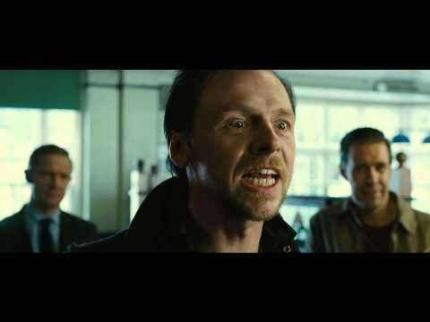 The World's End Clip 'One Tap Water'