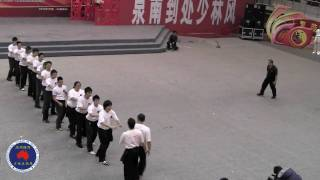 Ridiculous Chinese Martial Art Demonstration