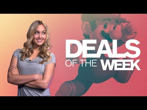 Mario - Naomi quickly takes you through some of the biggest gaming deals of the week from a discounted Paper Mario & Wolfenstein to a buy 2 get 1 deal.