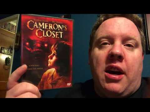 31 Days of Horror Day 7 Cameron's Closet 1988
