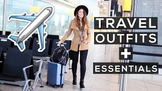 Travel Outfits + Travel Essentials | Mimi Ikonn full download video download mp3 download music download