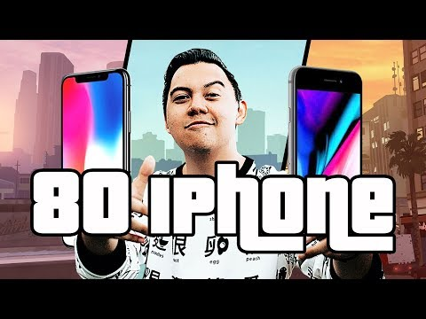 MENCARI 80 IPHONE 8 & X DI AMERIKA