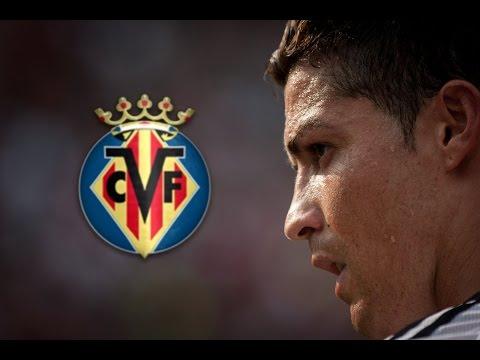 Cristiano Ronaldo vs Villarreal ► All 9 goals | 2009-2014 HD