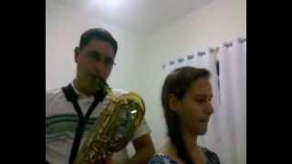 Hino 1 Hinario 5 CCB Sax Baritono EÓrgão Tokai III