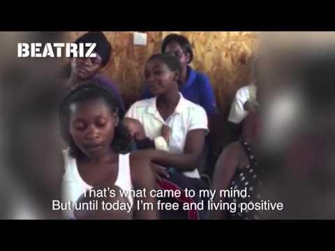 CO-FUNDADORA ALINA PERALTA & mothers2mothers en Kenia