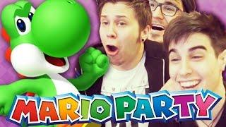 UN NUEVO ENEMIGO   Mario Party 10