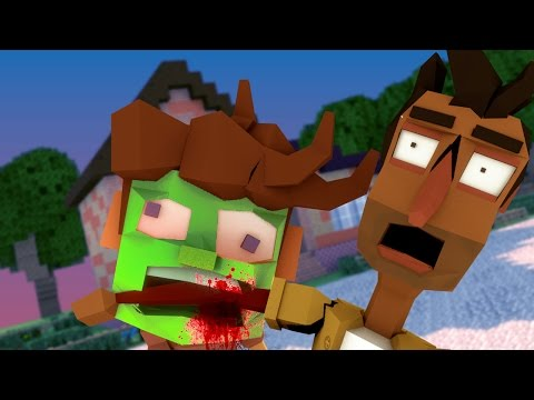 Minecraft | Hello Neighbor - HIS CHILD IS A ZOMBIE? (Hello Neighbor in Minecraft) (видео)