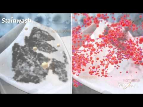 Whirlpool Stainwash Ultra - Wash Programmes - YouTube