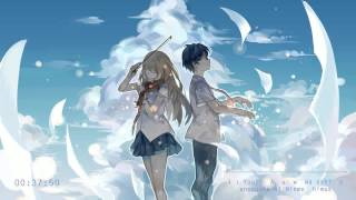 Nonton Shigatsu Wa Kimi No Uso  Your Lie In April  Ost   Disc 1  Marathon  Film Subtitle Indonesia Streaming Movie Download