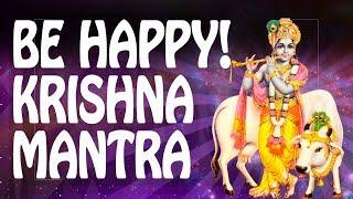Download Lagu KRISHNA KRISHNA mantra ☼ HAPPINESS mantra of BLISS Hari 神 Powerful Mantras Meditation Music PM 2018 Mp3