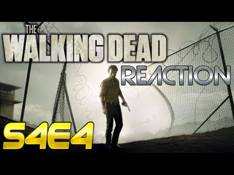 INDIFFERENCE! | The Walking Dead: S04E04 - REACTION