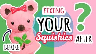 Video Squishy Makeover: Fixing Your Squishies #15 MP3, 3GP, MP4, WEBM, AVI, FLV Mei 2019