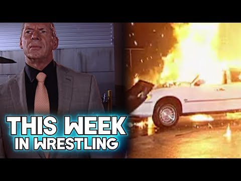 This Week In Wrestling: Vince McMahon Is Killed On WWE Raw (June 11th)