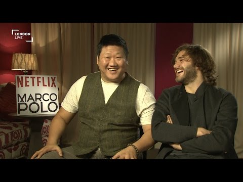 Video Marco Polo cast on the 'incredible world' of the Kublai Khan empire download in MP3, 3GP, MP4, WEBM, AVI, FLV January 2017