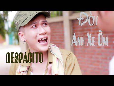 Video Đời Anh Xe Ôm ( Despacito Parody ) - LEG download in MP3, 3GP, MP4, WEBM, AVI, FLV January 2017
