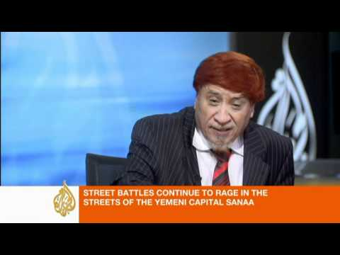 Yemeni opposition leader talks to Al Jazeera